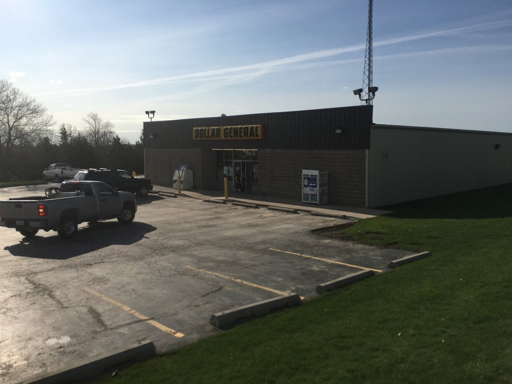Dollar General Store: 612 SE Kent St, Greenfield, IA