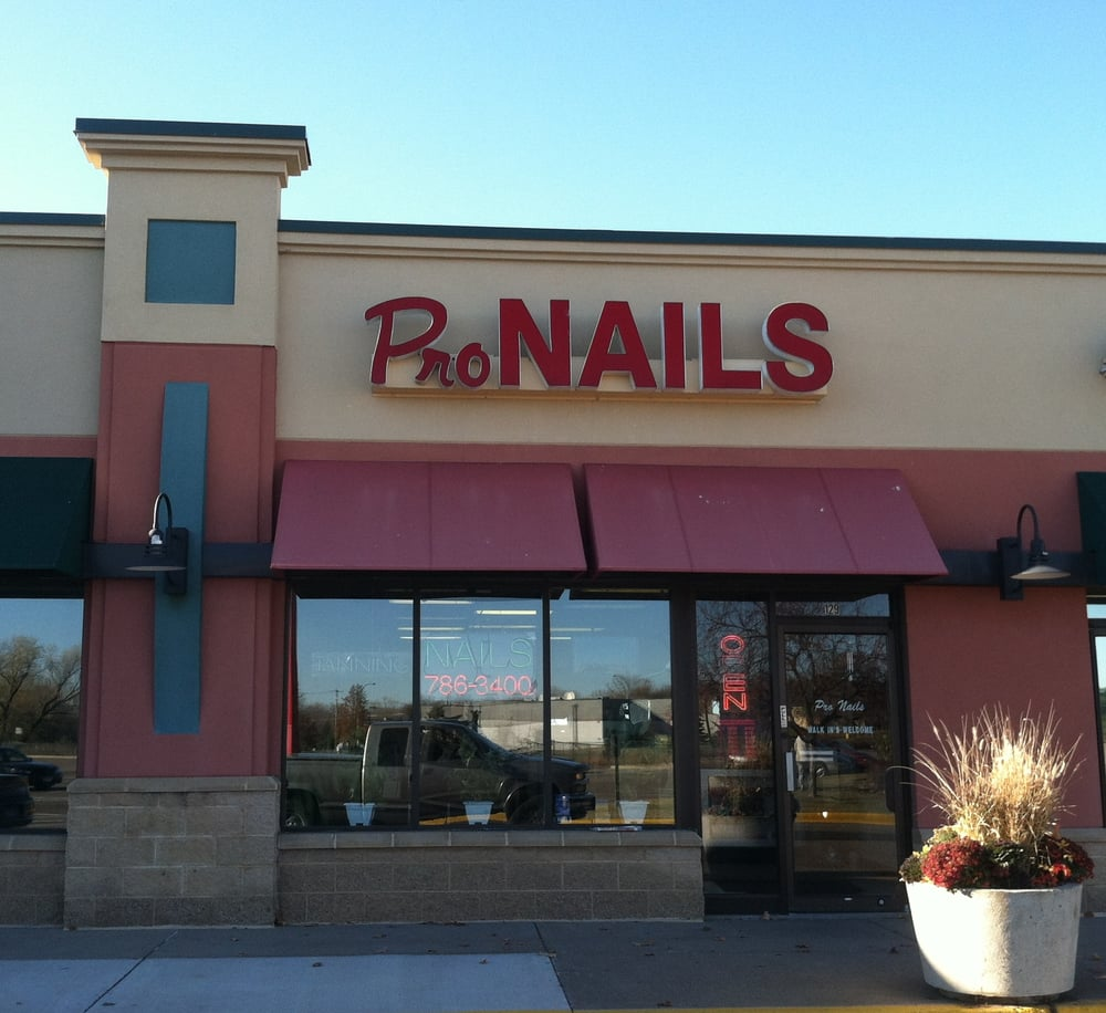 City Nails Coon Rapids Mn