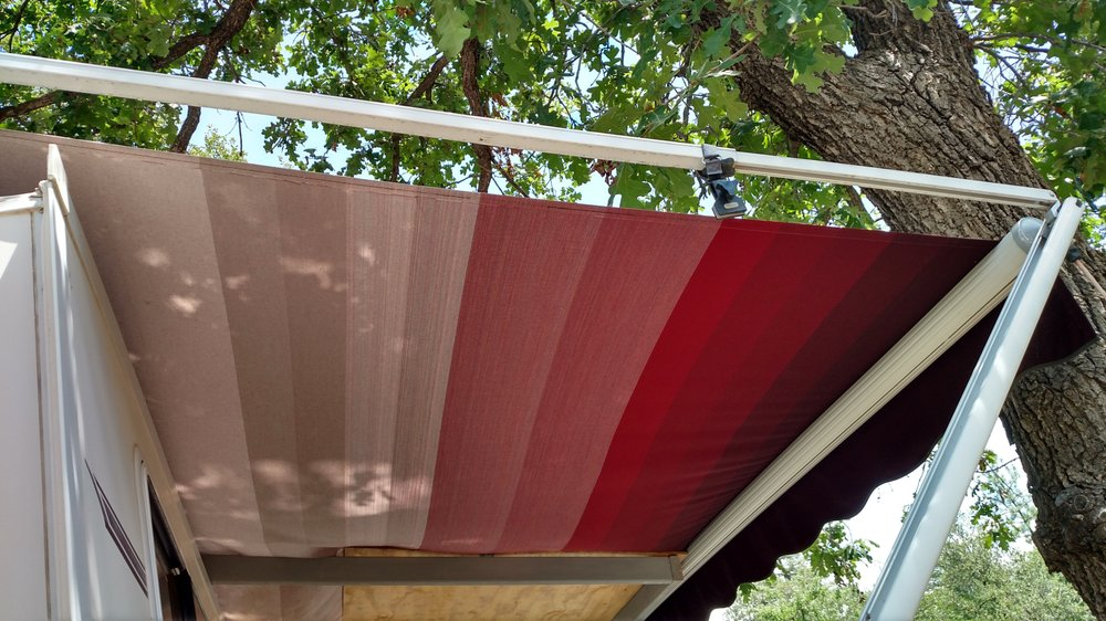 Awning Fabric Replacement or Complete Installation of New