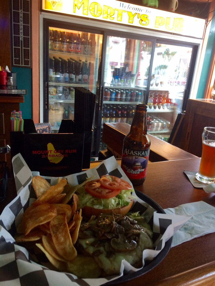 Morty's Pub: 108 Rittenhouse Ave, Bayfield, WI