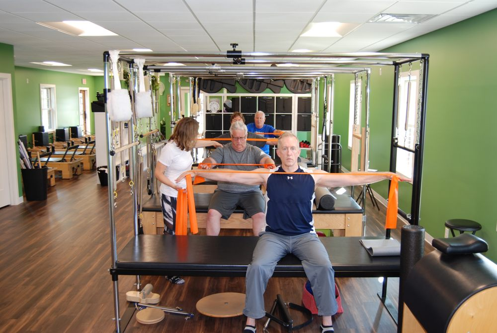 Holly's Pilates Village: 201 Meridian Ave, Louisville, KY