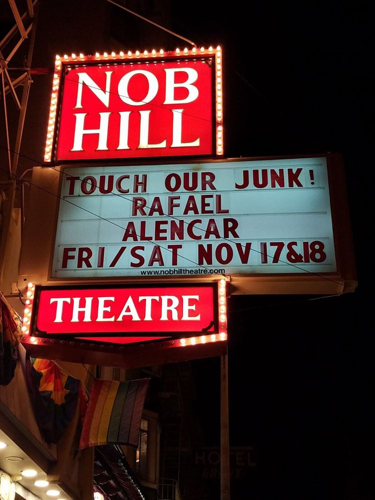 Maybe, nob hill adult theater