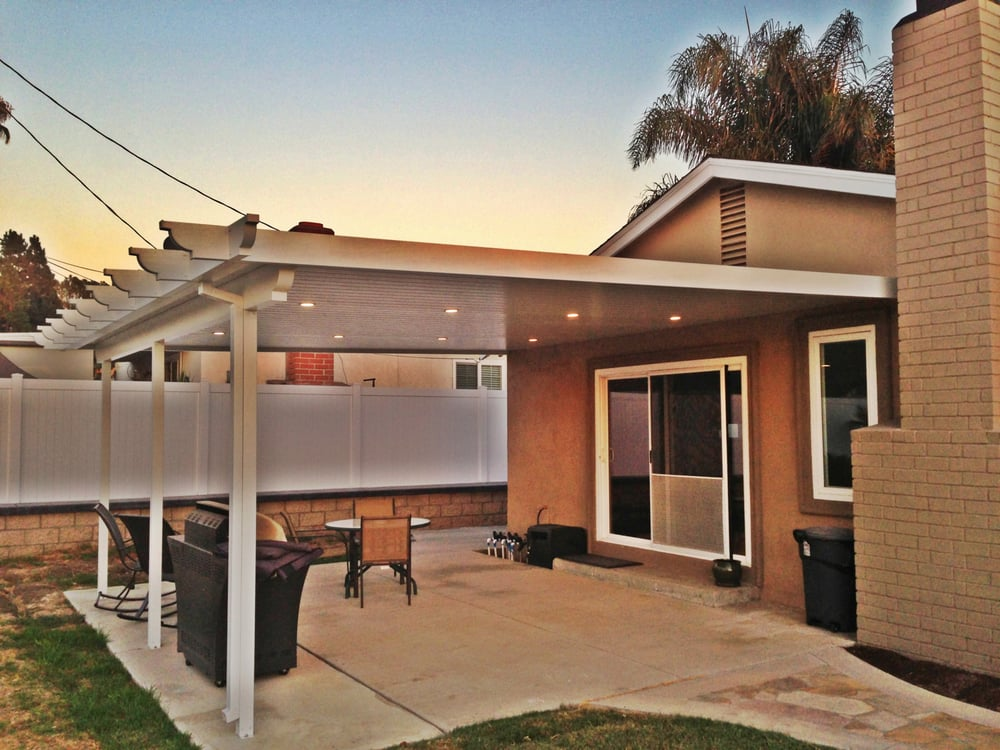 Photo Of Patio Kits Direct   Corona, CA, United States. Back Patio Cover