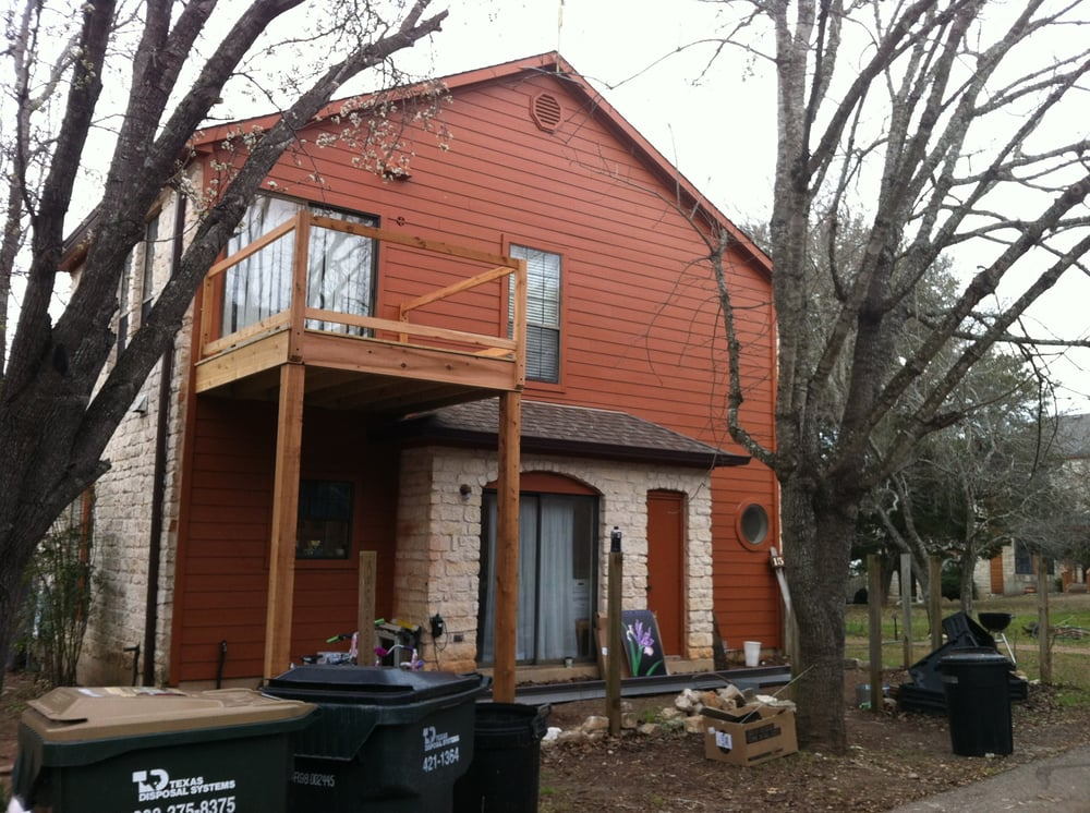 Photo Of Brightwing Custom Crafted Exteriors Austin Tx United States A Burnt