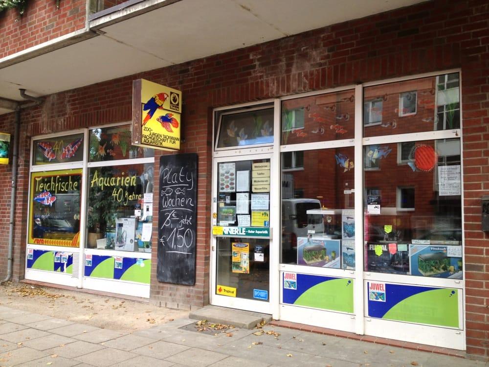 Aquarium Eimsb Ttel Closed Pet Shops Sandweg 3