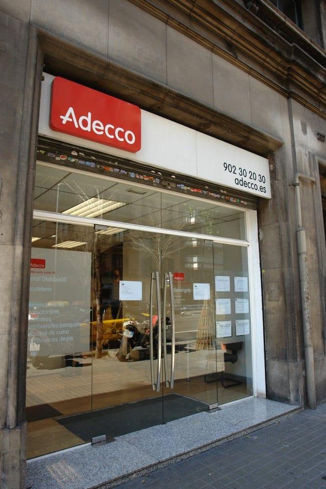 Adecco: Carrer Arago, 237, Barcelona, B