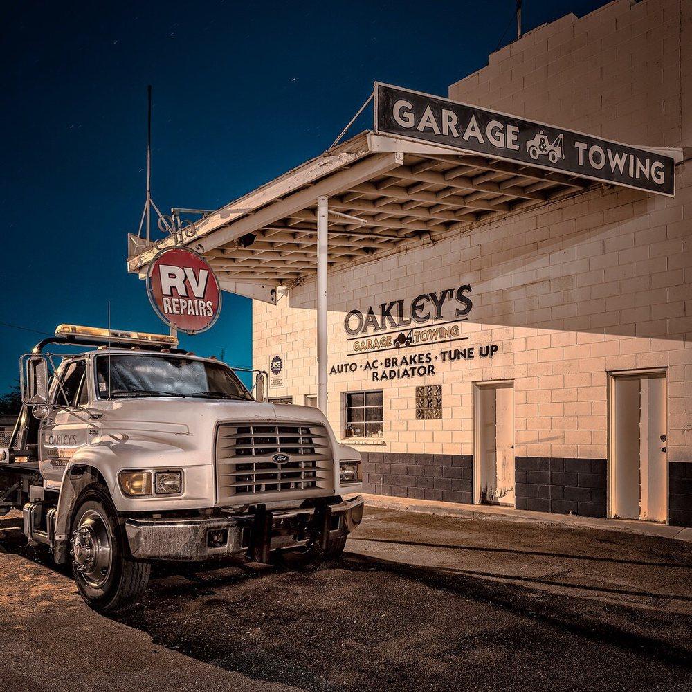 Oakley's Garage & Towing: 203 W 4th St, Benson, AZ