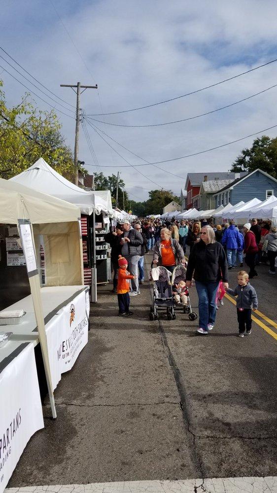 Waynesville Sauerkraut Festival: Waynesville, OH