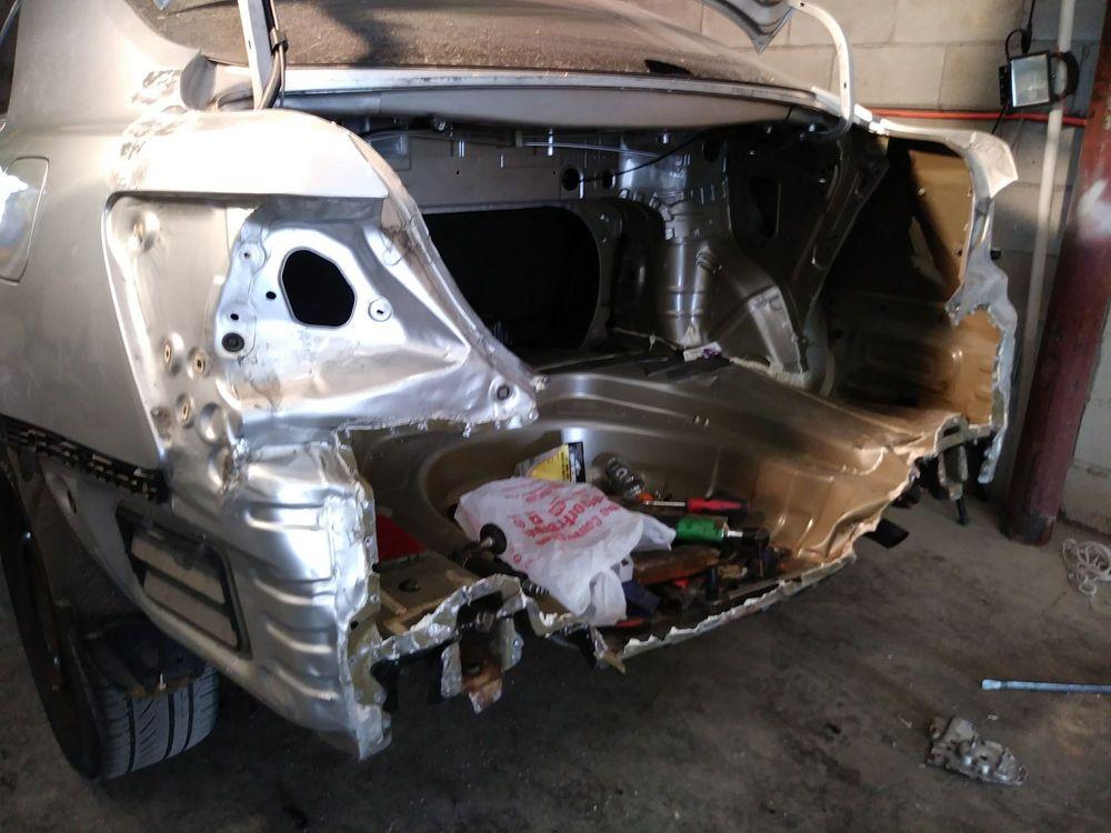 Day'z Auto Body Repair Shop: 2505 Decatur St, Richmond, VA