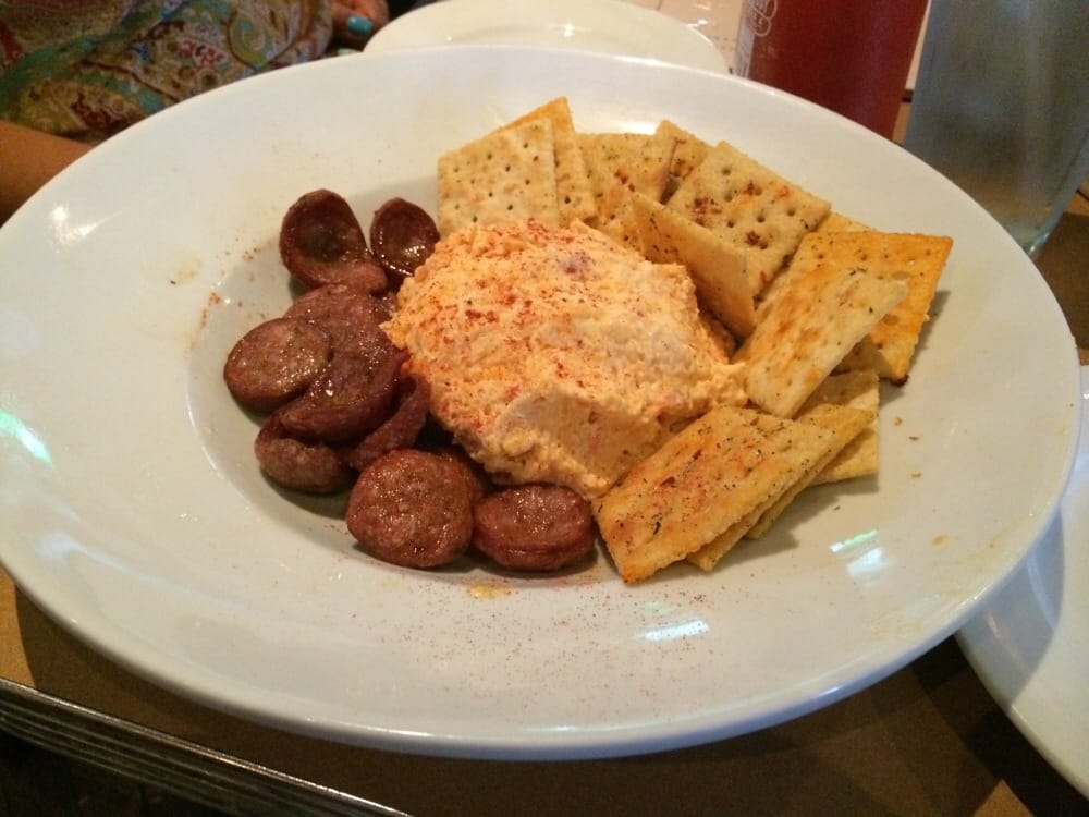 cheese and crackers pimento cheese sausage and crackers yelp 30350