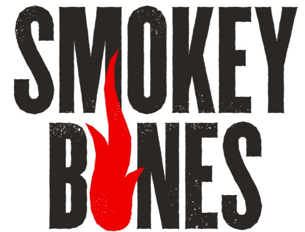 Food from Smokey Bones Bar & Fire Grill