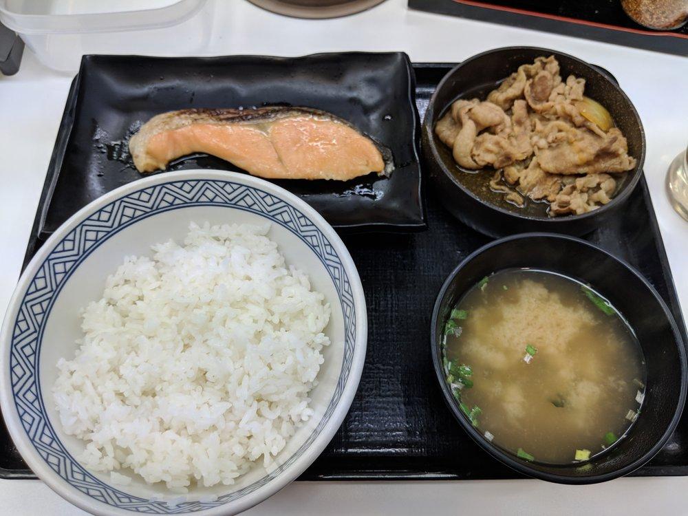 Yoshinoya Akihabara Chūōdōri
