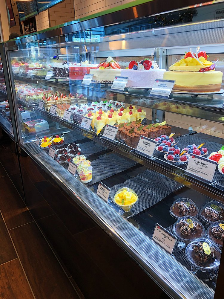 85 Degree Bakery: 9753 SW Washington Square Rd, Tigard, OR