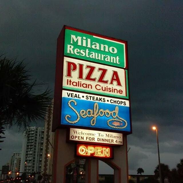 Italian Restaurants Near Daytona Beach Fl