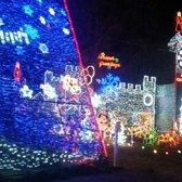 Photo Of Christmas Tree Lane   Fresno, CA, United States