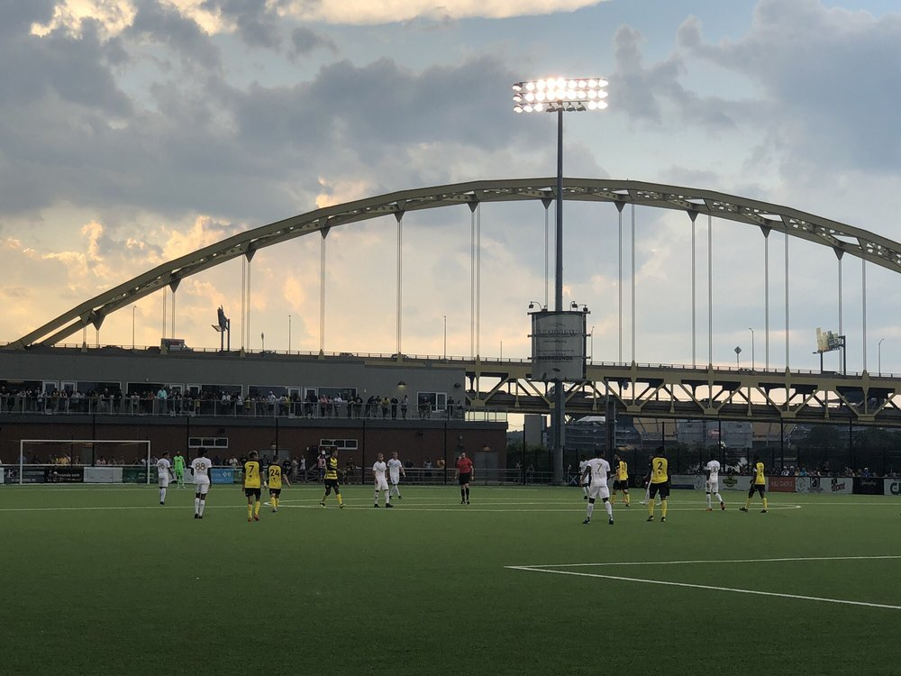Highmark Stadium: 510 W Station Square Dr, Pittsburgh, PA