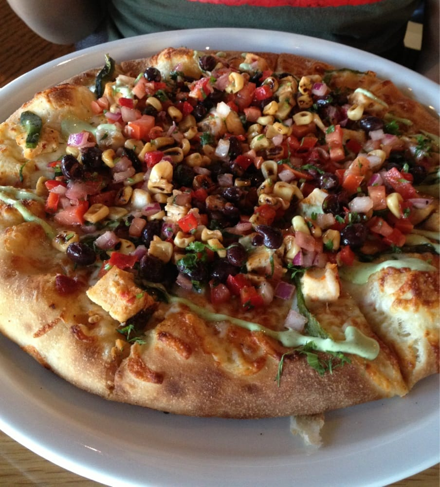 Chipotle Chicken Pizza Yelp
