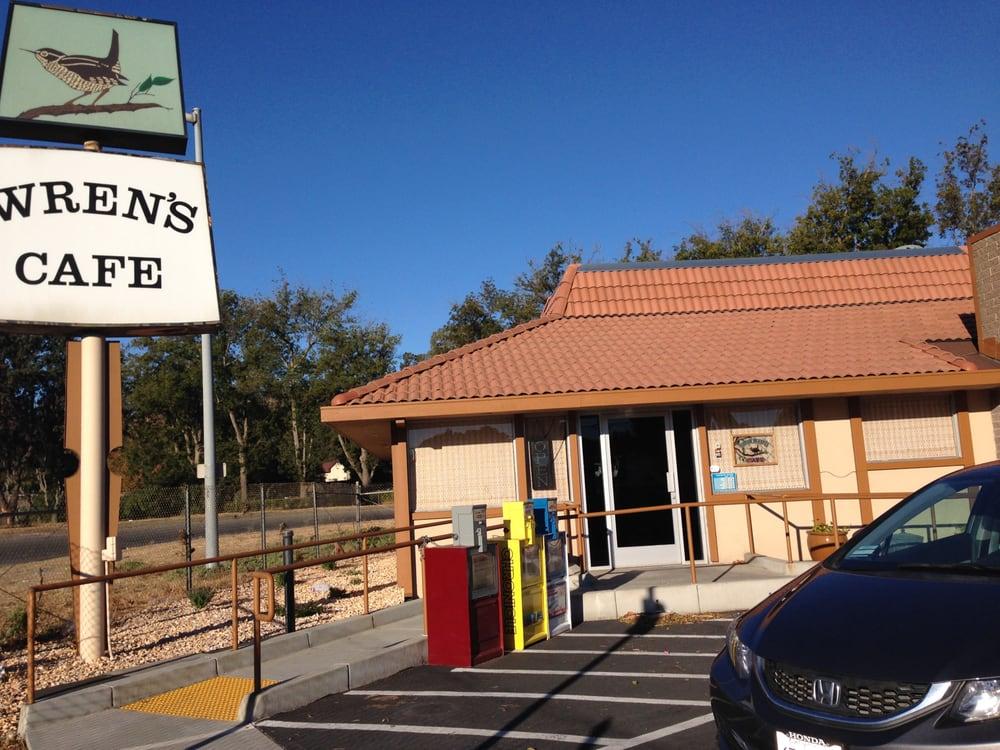 Wren S Cafe Vacaville Ca