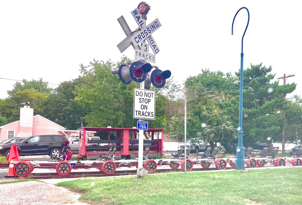 Revolution Rail: 609 Lafayette St, Cape May, NJ