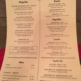 photo of tacuba hells kitchen new york ny united states - Hells Kitchen Menu