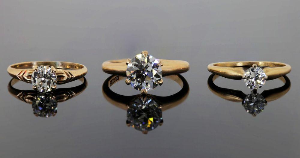 Claude Morady Estate Jewelry