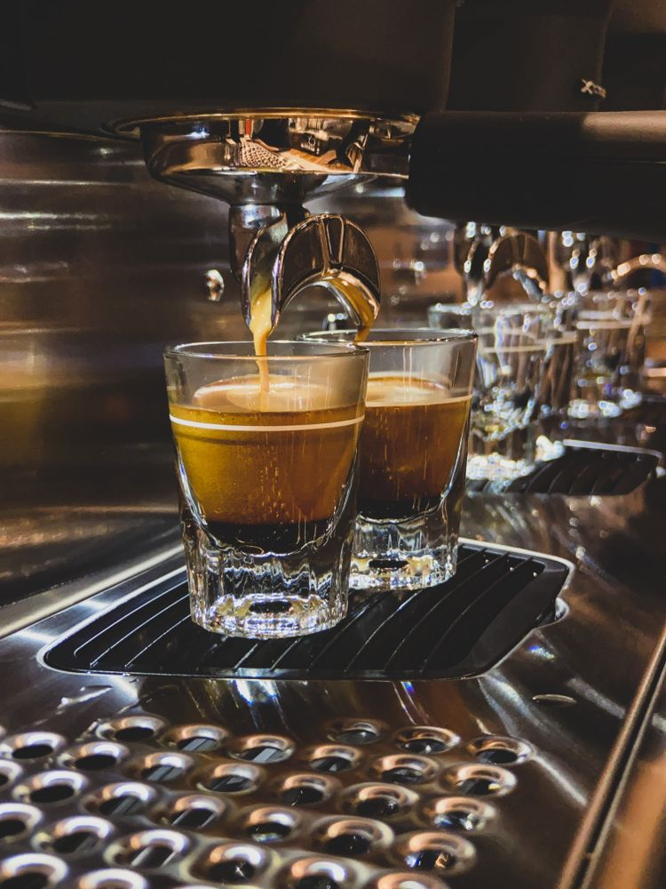 Huxdotter Coffee: 101 W Park St, North Bend, WA
