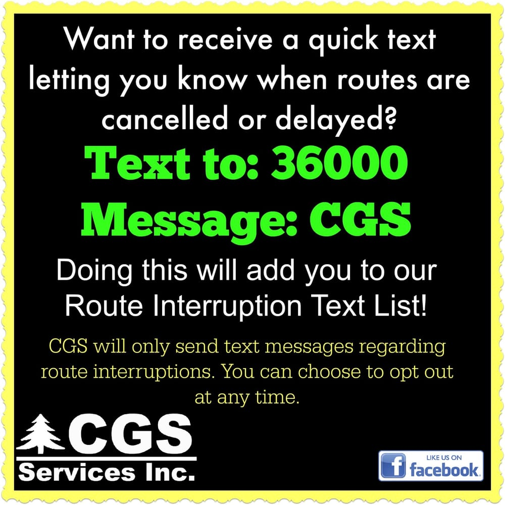 CGS Services: 2920 E US Highway 52, Morristown, IN