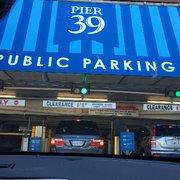 Pier 39 Parking Garage 83 Photos Amp 101 Reviews Parking