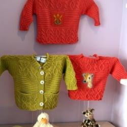 Patricia Roberts Knitting - GESLOTEN - Mode - 60 Kinnerton Street, Belgravia,...