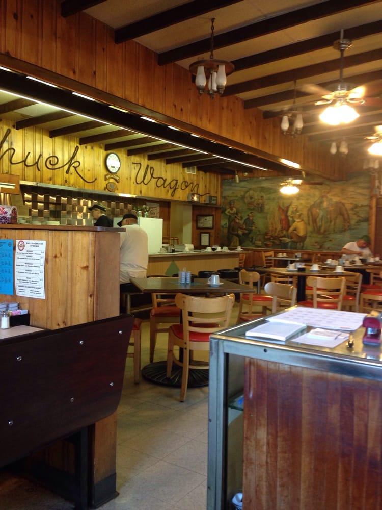 Chuck Wagon Restaurant: 680 National Pike W, Brownsville, PA