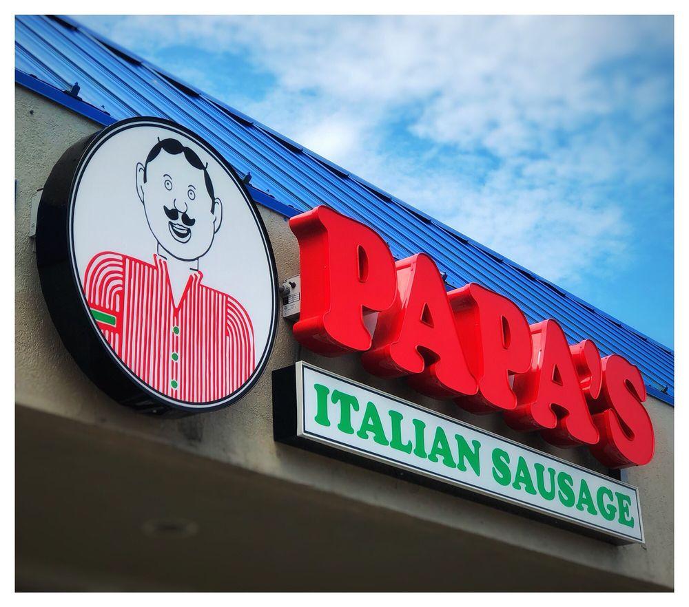 Papa's Italian Sausage: 145 W Columbia Ave, Battle Creek, MI