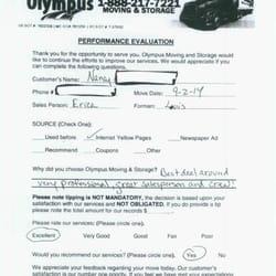 Photo Of Olympus Moving And Storage   Trenton, NJ, United States