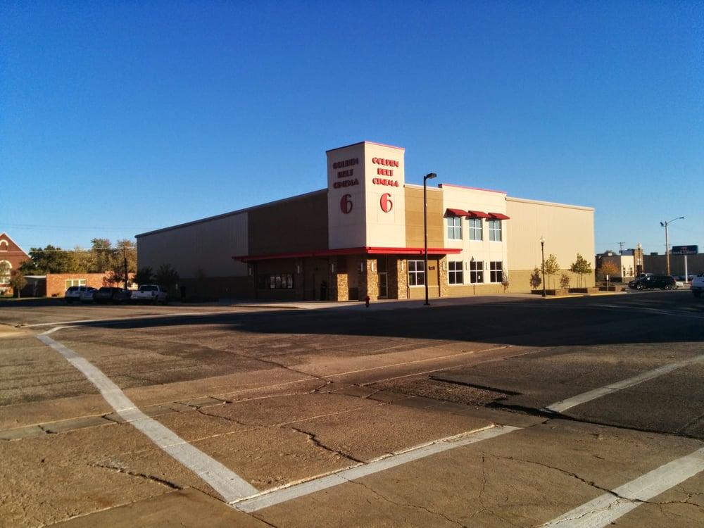 Golden Belt Cinema 6: 1222 Kansas Ave, Great Bend, KS