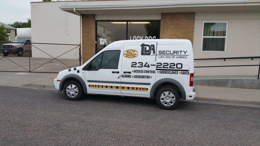 LDA Security: 620 Pershing Ave, Pocatello, ID