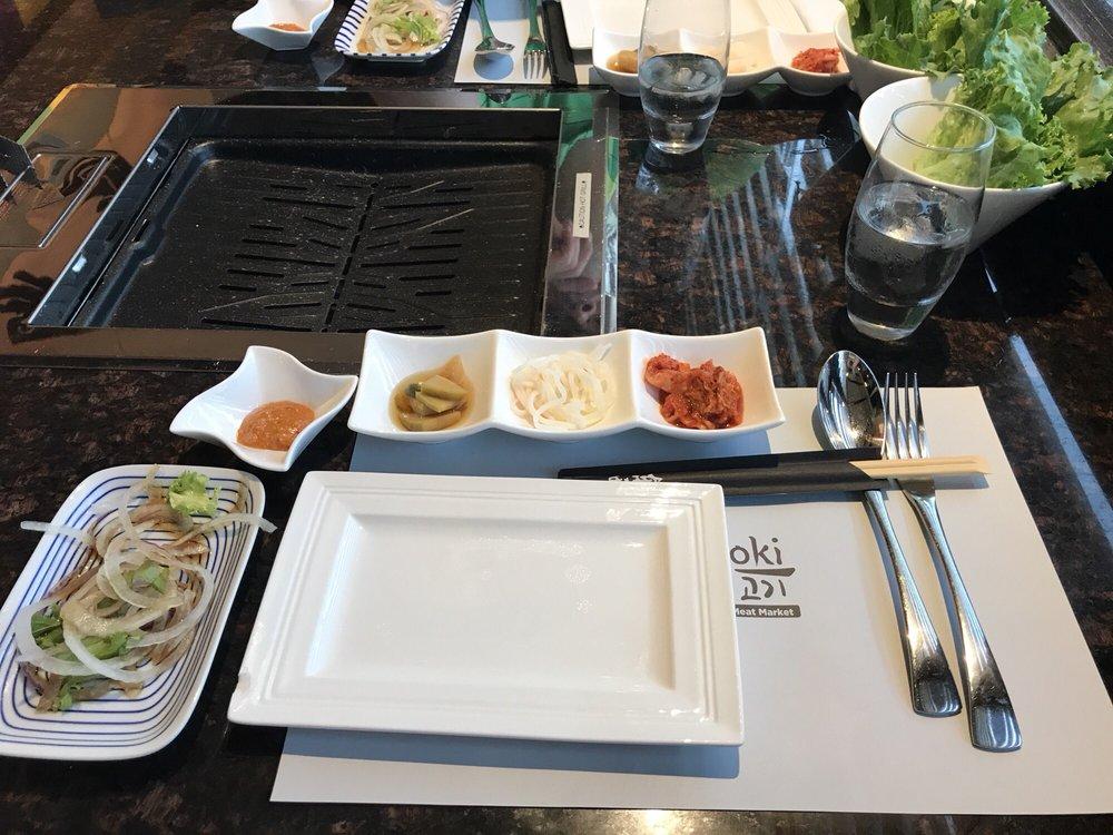 Goki Goki Korean BBQ: 1243 N Leroy St, Fenton, MI