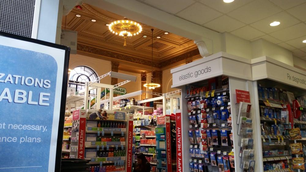 Walgreens: 101-105 Washington St., Hoboken, NJ