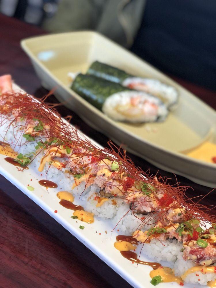 Sushi Jimmi Restaurant