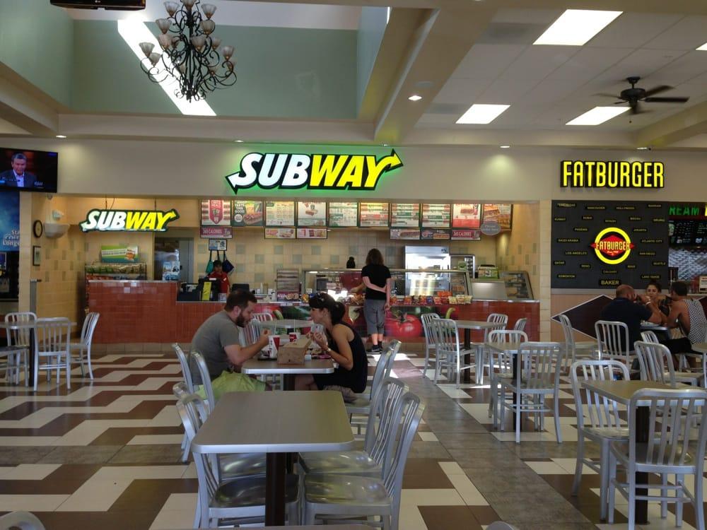 Subway: 72363 Baker Blvd, Baker, CA