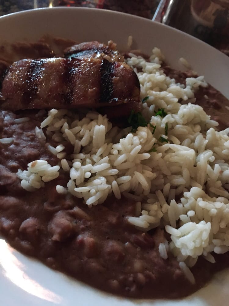 Red Beans and Rice w/ Andouille Sausage - Yum! - Yelp
