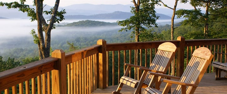 A Blue Ridge Vacation