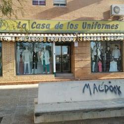 La casa de los uniformes ropa de mujer calle parque de - La casa de los uniformes sevilla ...