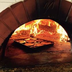 photo of mugnaini wood fired ovens healdsburg ca united states eggplant cooking - Wood Fired Oven