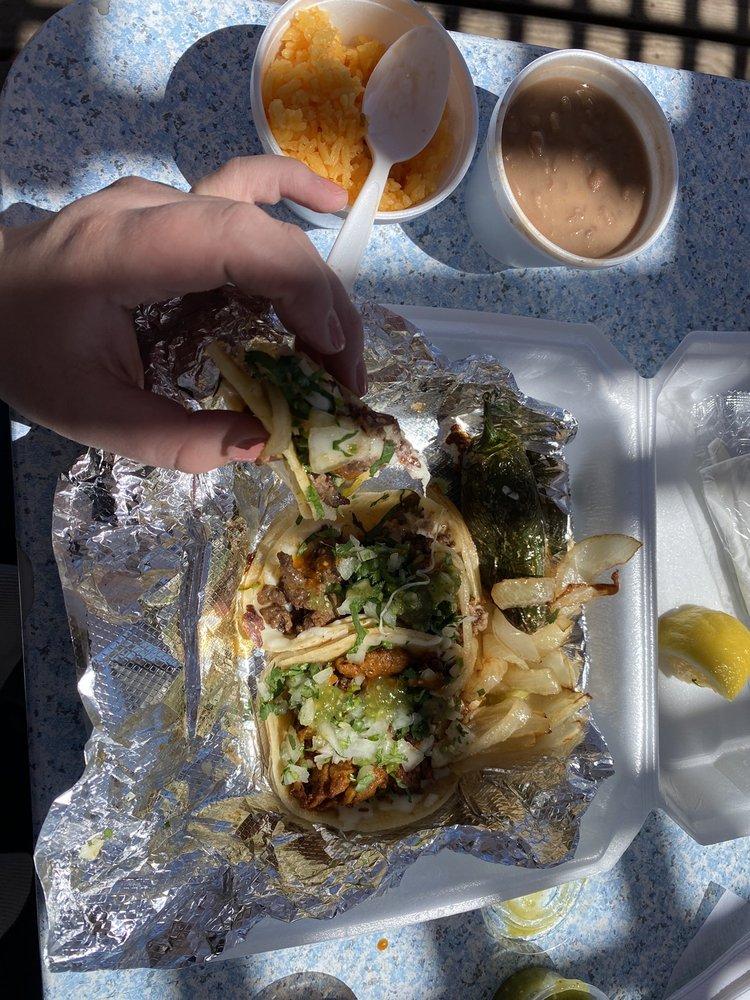 Taco Fiesta M & J: 919 E 200th N, Roosevelt, UT