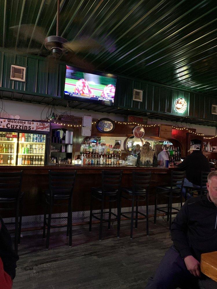 Cuzzin's Sports Bar & Grill: 313 E Columbia St, Farmington, MO