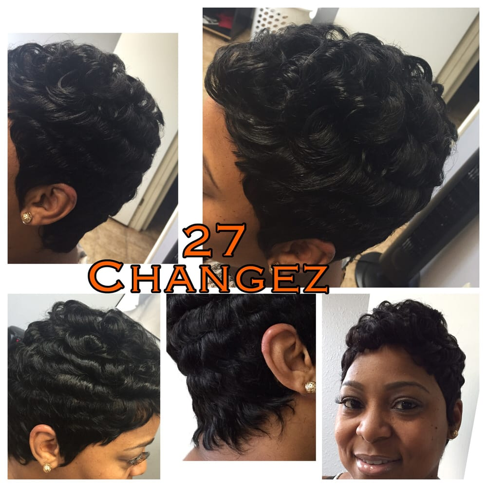 Want a protective style book me natural looking 27 piece photo of razored looks hair studio humble tx united states want a urmus Gallery