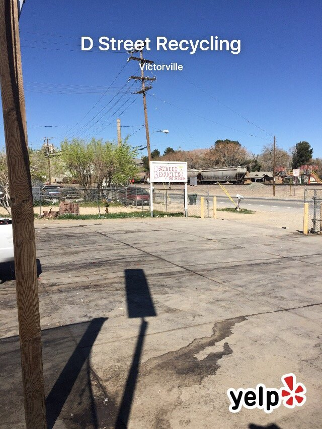 D Street Recycling: 16444 D St, Victorville, CA