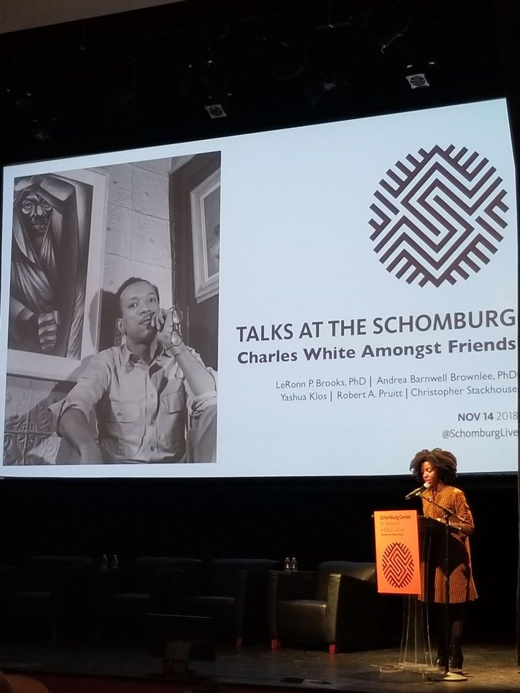 Schomburg Center for Research in Black Culture | 515 Malcolm X Blvd, New York, NY, 10037 | +1 (212) 491-2200