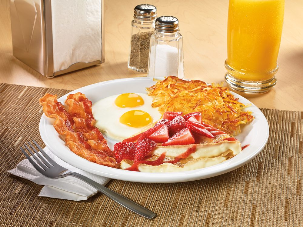 Denny's: 1043 Jimmie Kerr Rd, Haw River, NC