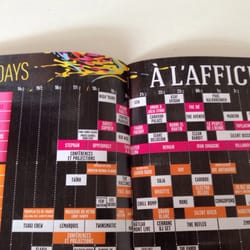 programme solidays 2016