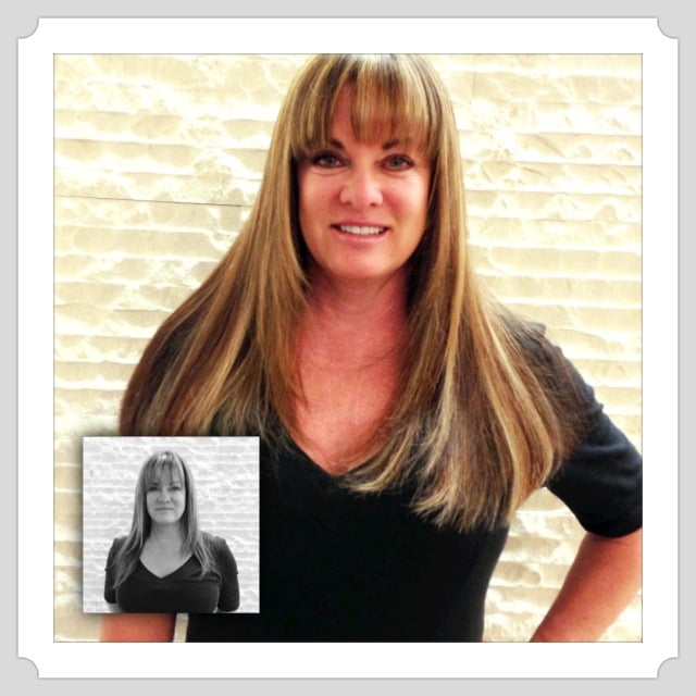 Jeana Keough Loves Her Latest Set Of Great Lengths Hair Extensions